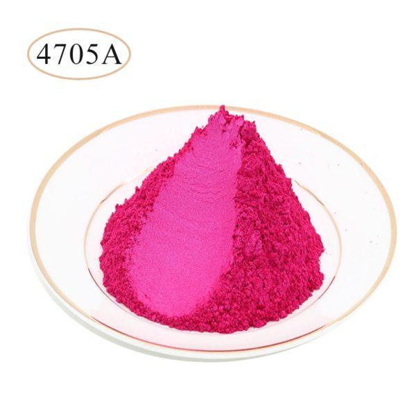 10g 50g Type 4705A Pigment perle poudre saine naturelle min rale Mica poudre bricolage Colorant utiliser