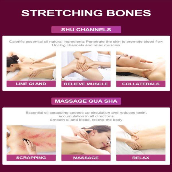 Massage Relax bio soulage le Stress huile essentielle 10ml lavande l g re et apaisante Pure 3
