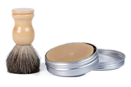 savon a barbe chevre